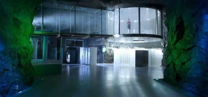 Pionen Data Center – Stockholm