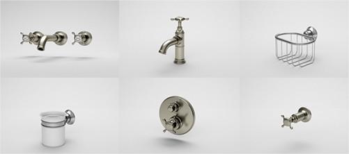 robinet 3d