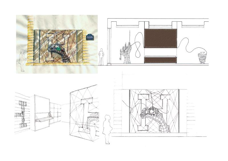 projet boutique hermes