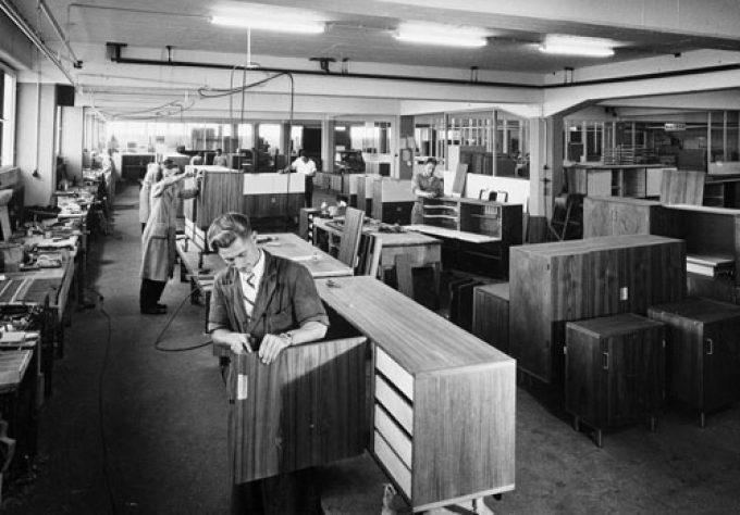 Pastoe 100 ans d'innovation en design