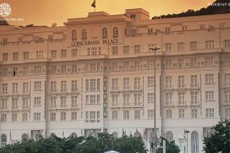 copacabana facade
