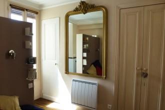 Appartement Julia Chambre Miroir