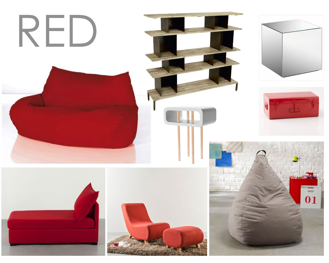 Mobilier-Gael-Red